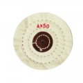 Круг муслиновый белый 102x4х50, 81-0068