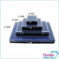 Коробка для вставок синяя 40х40мм Z-400