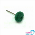 Крацовка сатиновая зеленая - средняя н-д Ф22 MSH78TB, 9002