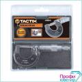 Микрометр TACTIX 245311 0-25мм-0,01мм
