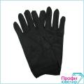 Перчатки лайкра черные (L)