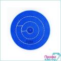 Круг муслиновый голубой 150x6x60