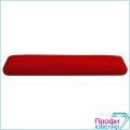 Футляр флок, прямоуг №05 под цепочку-часы, красный, 122205