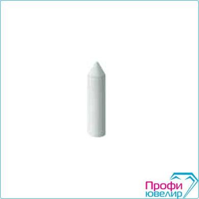 Резинка конус 24х6мм белая EVE Германия, силикон, №100 S6