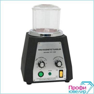 Галтовка электромагнитная CARLO de GIORGI KT-100