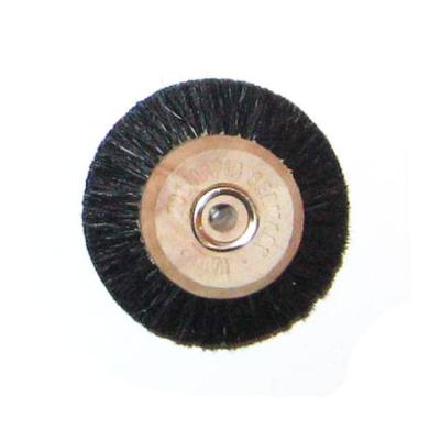Щетка POLIRAPID SUPREMA с деревянным центром 4С-78мм, (темная)