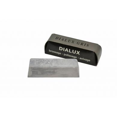 Паста DIALUX 110г серая (предварительная полировка)