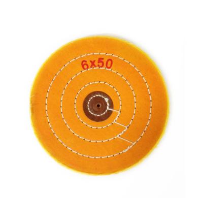 Круг муслиновый желтый 152x6х50, 81-0077
