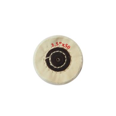 Круг муслиновый белый 64x2,5х50, 81-0066