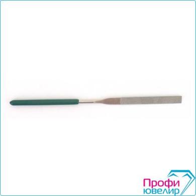 Надфиль алмазный ультра-тонкий FLE 025320 зелёный