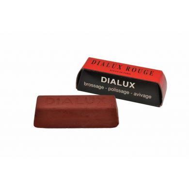 Паста DIALUX 145г красная (средняя полировка), 2808