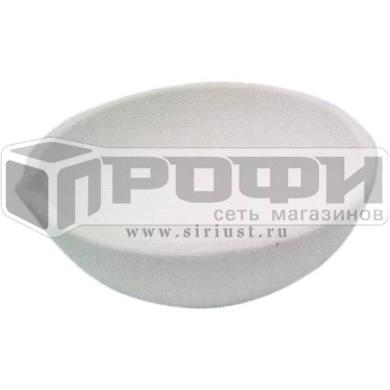 Тигель керамический открытый BW-1000S 140х55х7,8мм, 10522