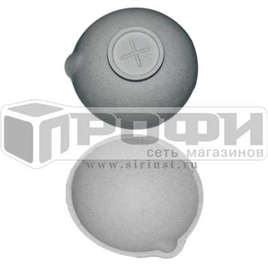 Тигель керамический №3 55х22мм