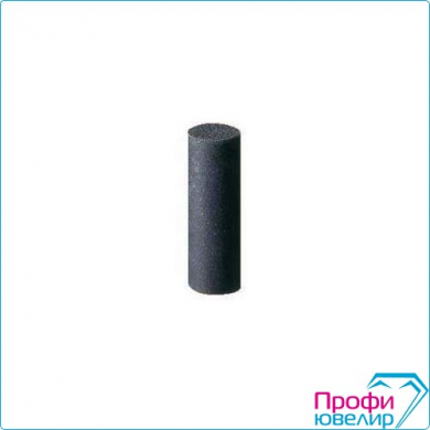 Резинка цилиндр 20х7мм черная EVE Германия, силикон, №220 C7M