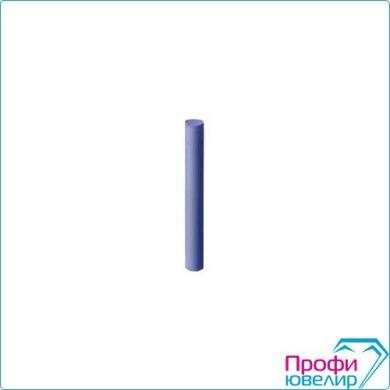 Резинка цилиндр-стержень 20х2мм красная, силикон, финишная, №72