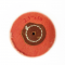 Круг муслиновый оранжевый 64x2,5х50, 81-0087